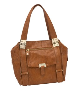Sac à main Parker M couleur rust en python - Jimmy Choo - 2995 € (£2795)