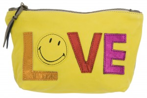 Pochette Love - Smiley - 120€ (110 £)