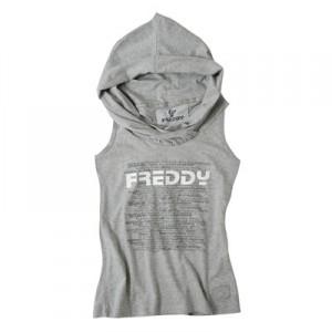 Débardeur à capuche gris Smanicato freddy dance academy - Freddy - 47 € (£37)