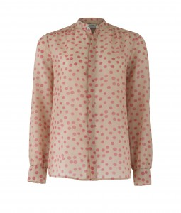 Louisa Spot Blouse -People Tree - £85