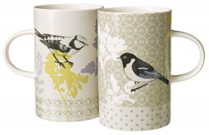 Coffret 2 mugs - Debenhams - £16/ 25€ © Debenhams