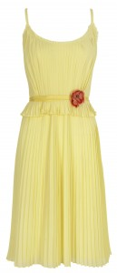 Lemon Lauren Dress - Monsoon - £100 © Monsoon